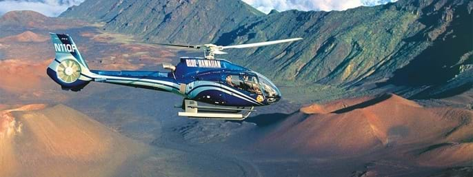 Blue Hawaiian Maui Helicopter Tours in Kahului, Maui HI