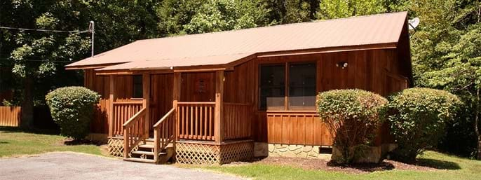 Bluff Mountain Rentals in Pigeon Forge TN