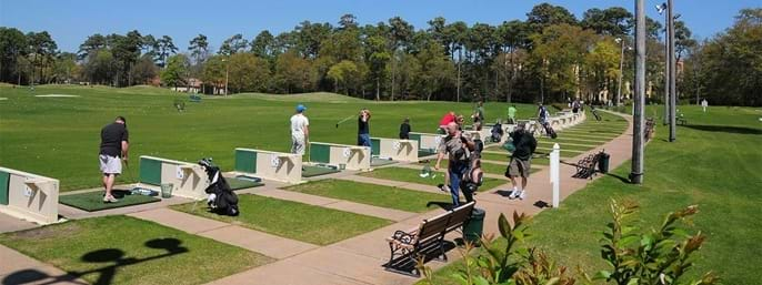 Cane Patch Driving Range in Myrtle Beach SC