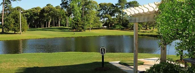 Cane Patch Par 3 in Myrtle Beach SC