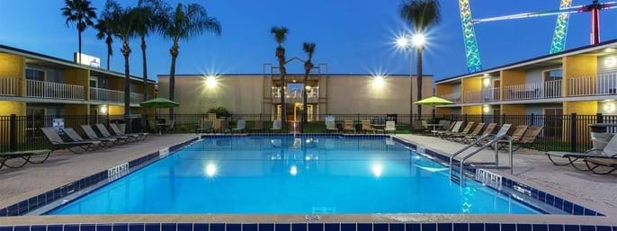 Celebration Suites in Kissimmee FL