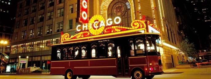 Chicago Trolley & Double Decker Tours in Chicago IL