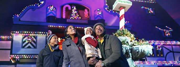Christmas Town: A Busch Gardens Celebration in Williamsburg VA