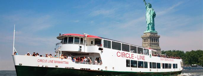 Circle Line Sightseeing Cruises in New York  NY