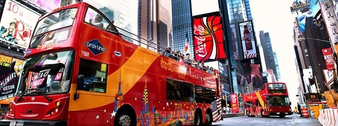 All Around Town Bus Tours in New York NY