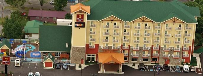 Clarion Inn Dollywood Area in Pigeon Forge TN