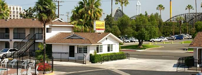 Colony Inn in Buena Park CA
