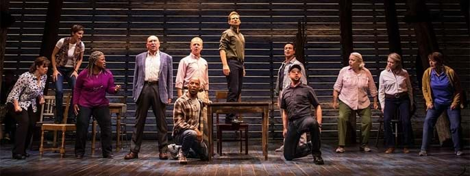 Come From Away in New York NY