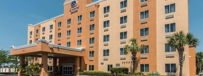 Comfort Suites Tampa Airport North in Tampa FL