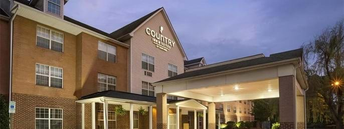 Country Inn & Suites By Carlson Charlotte University Place in Charlotte NC