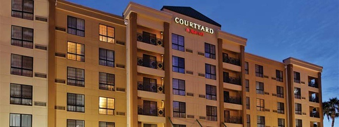 Courtyard by Marriott Tampa Downtown in Tampa FL