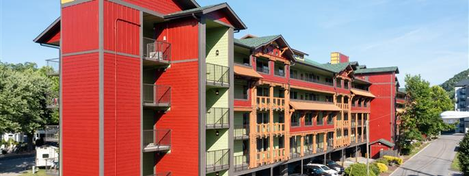 Creekstone Inn in Pigeon Forge TN