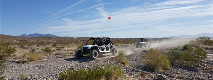 Off Road Desert Adventure Tour in Las Vegas NV