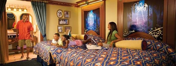 Disney's Port Orleans Resort - Riverside in Lake Buena Vista FL