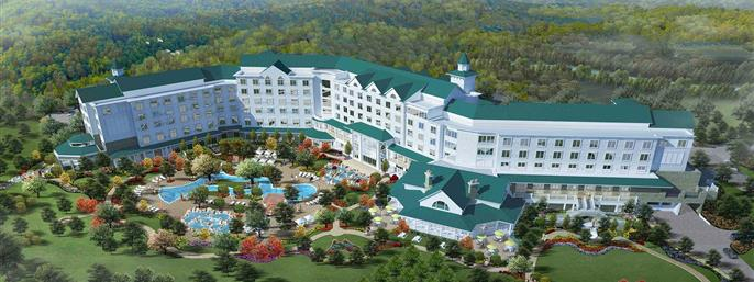 Dollywood's DreamMore Resort in Pigeon Forge TN
