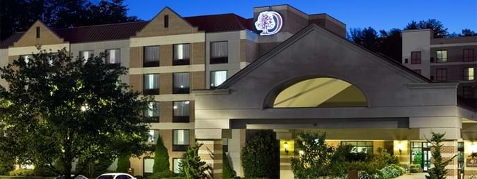 DoubleTree by Hilton Asheville - Biltmore in Asheville NC