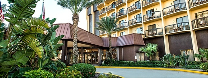 DoubleTree by Hilton Cocoa Beach Oceanfront in Cocoa Beach FL