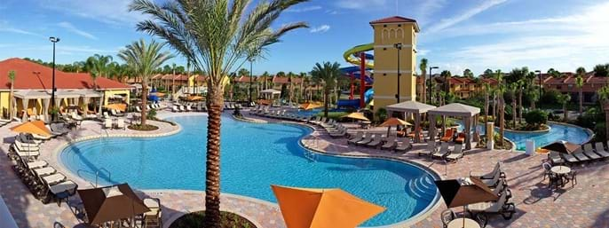 FantasyWorld Resort in Kissimmee FL