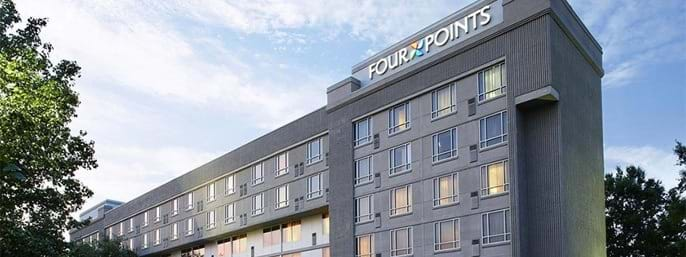 Four Points by Sheraton Charlotte in Charlotte NC
