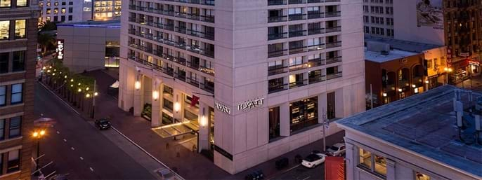 Grand Hyatt San Francisco Union Square in San Francisco CA