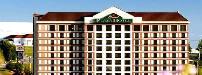 Grand Plaza Hotel In Branson Mo