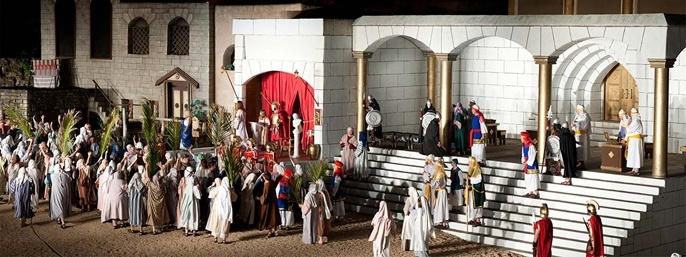 Great Passion Play in Eureka Springs AR