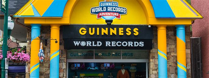 Guinness World Records Adventure Logo