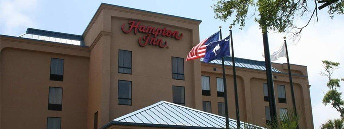 Hampton Inn Harbourgate in North Myrtle Beach SC