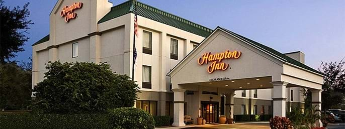 Hampton Inn Winter Haven Logo