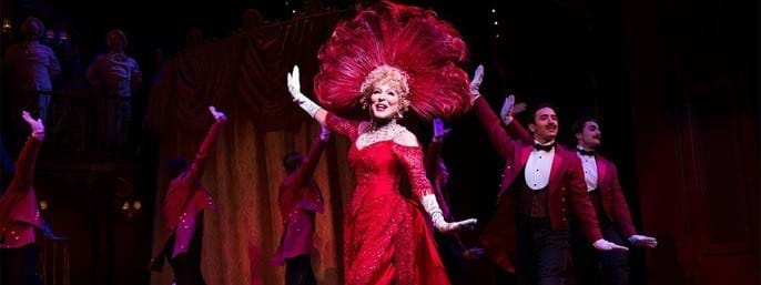Hello, Dolly! in New York NY