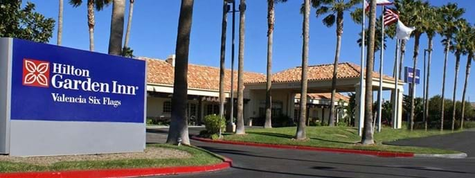 Hilton Garden Inn Valencia Six Flags in Valencia CA