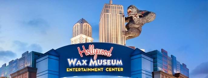 Hollywood Wax Museum Myrtle Beach in Myrtle Beach SC