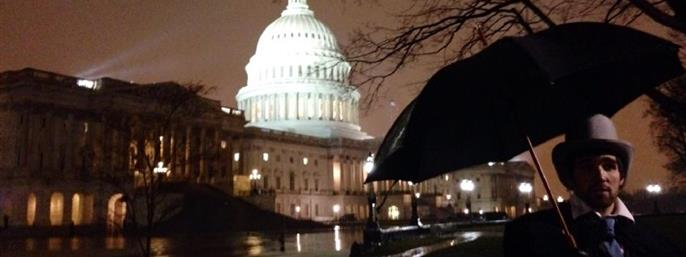 Horror on the Hill in Washington, District of Columbia