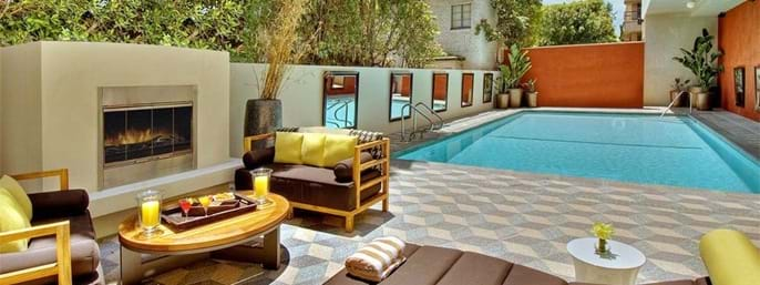 Hotel Palomar Los Angeles - Beverly Hills, a Kimpton Hotel in Los Angeles CA
