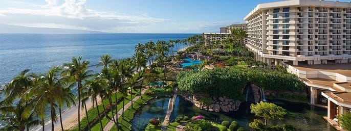 Hyatt Regency Maui Resort & Spa in Lahaina HI