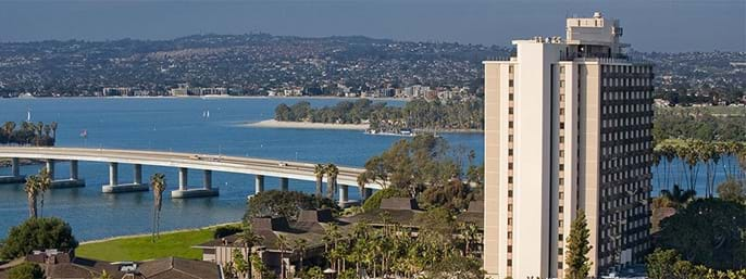 Hyatt Regency Mission Bay Spa and Marina in San Diego CA