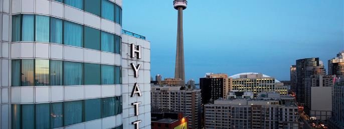 Hyatt Regency Toronto in Toronto ON