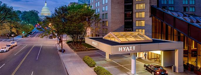 Hyatt Regency Washington on Capitol Hill in Washington DC