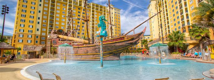 Lake Buena Vista Resort Village & Spa in Orlando FL