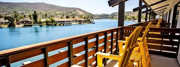 Lakehouse Hotel and Resort in San Marcos CA