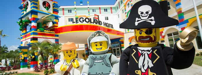 LEGOLAND Florida Hotel in Winter Haven FL