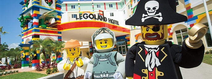 LEGOLAND® Hotel at LEGOLAND® California Resort Logo