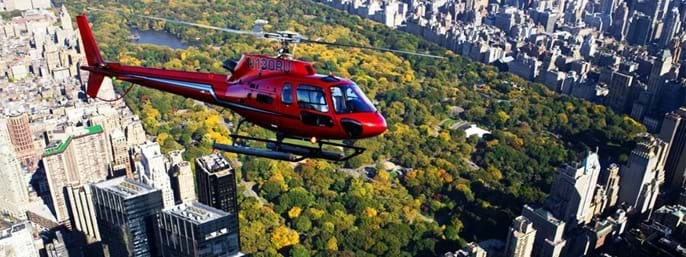 Liberty Helicopters - Sightseeing Tours of NYC in New York NY