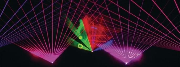 LIGHT- Laser Extravaganza