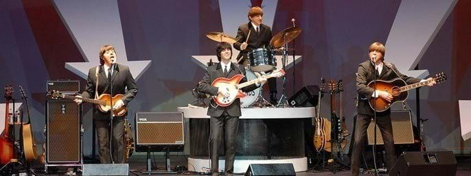 Liverpool Legends The Complete Beatles Experience