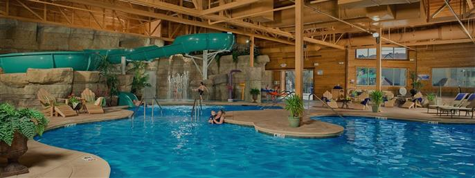 Lodges at Timber Ridge & Splashatorium in Branson MO