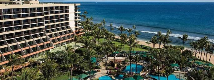 Marriott's Maui Ocean Club - Molokai, Maui and Lanai Towers in Lahaina HI