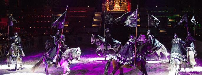 Medieval Times Dinner and Tournament New Jersey in Lyndhurst NJ