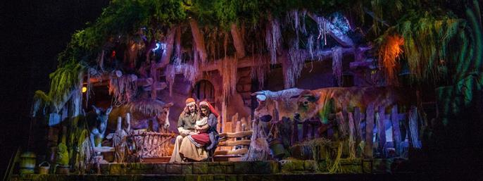 Sight And Sound Miracle Of Christmas.Miracle Of Christmas At Sight Sound Theatre Branson Mo