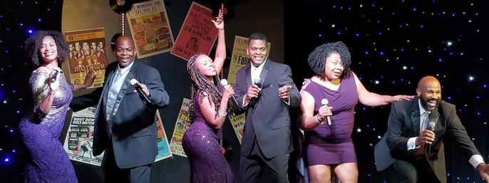 Motor City Musical- A Tribute to Motown in Myrtle Beach SC